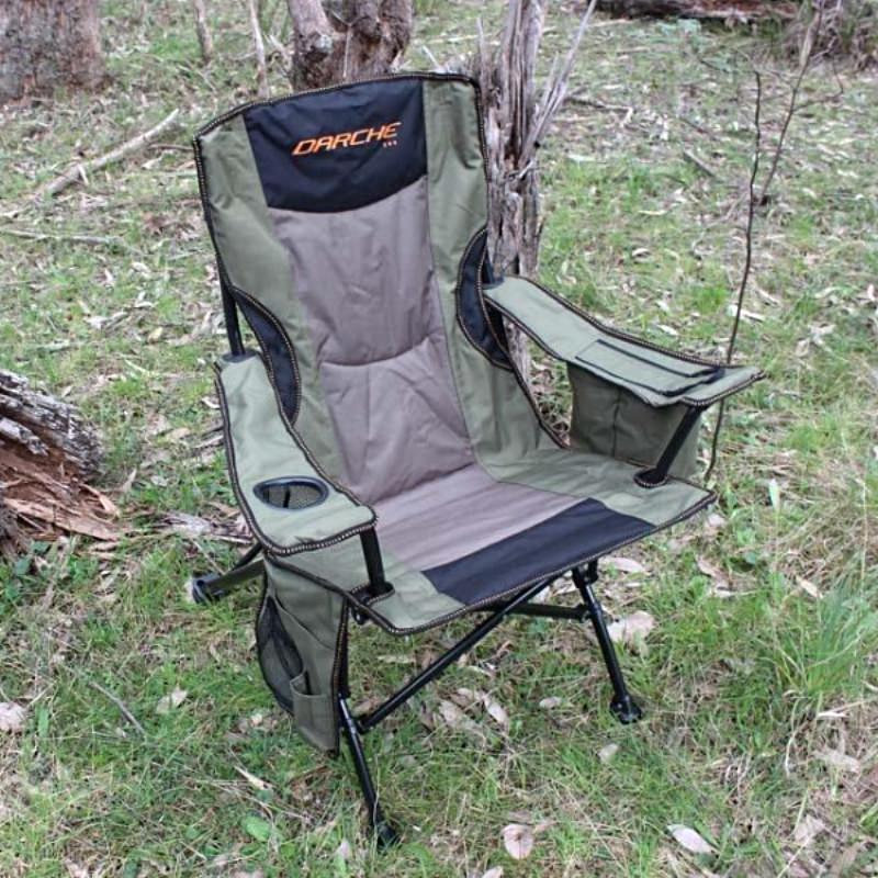 Darche Vipor Series Folding Camping Chair  Tents Elevated