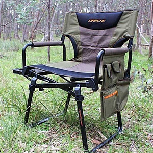 Darche Firefly Series Compact Director Camping Chair  Tents Elevated