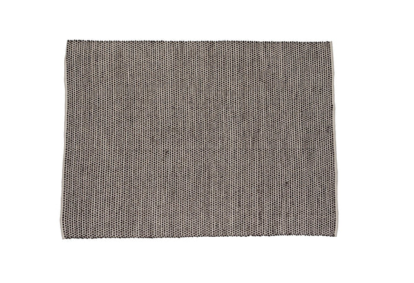Woolen Rectangle Rug Hand Woven Beige Grey Off White 160 x 230 and 200 x 300 New Zealand Australia