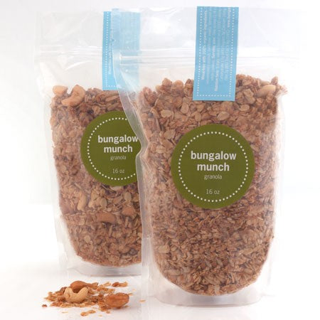 bungalow munch 32oz bag