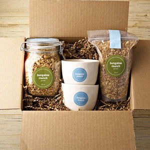 bungalow munch gift box