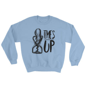 Time's Up Unisex Sweatshirt-Konsnt-Times Up