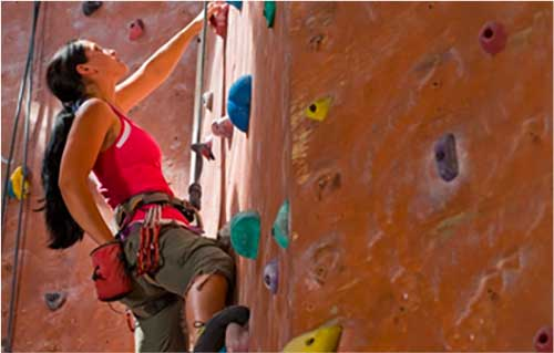 The Do's & Don'ts of Proper Indoor Climbing