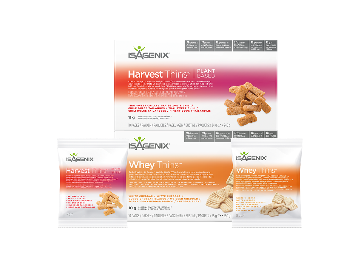 Whey & Harvest Thins™
