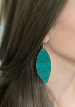 Citrus Cork Earrings