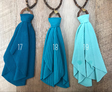 Tie Tassel Necklace