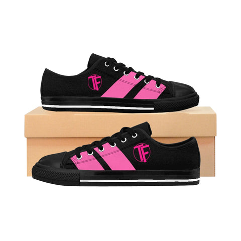 "TYFE Black Series ""Pink"" Women's TF-Pro LT Sneakers"