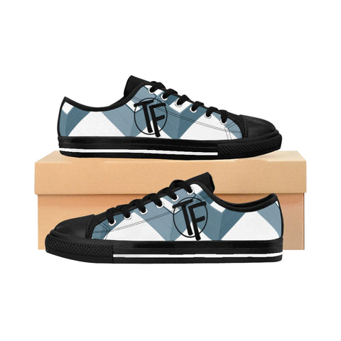 TYFE (White Diamonds) TF-Pro LT Women's Sneakers