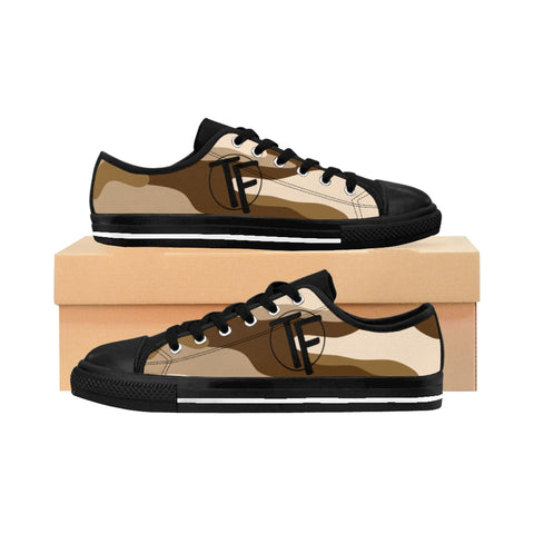 TYFE Brown Camouflage TF-Pro LT Women's Sneakers