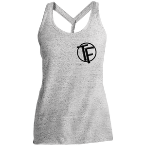 TYFE Women's Cosmic Twist Back Tank