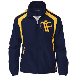 TYFE Men's Jersey-Lined Jacket
