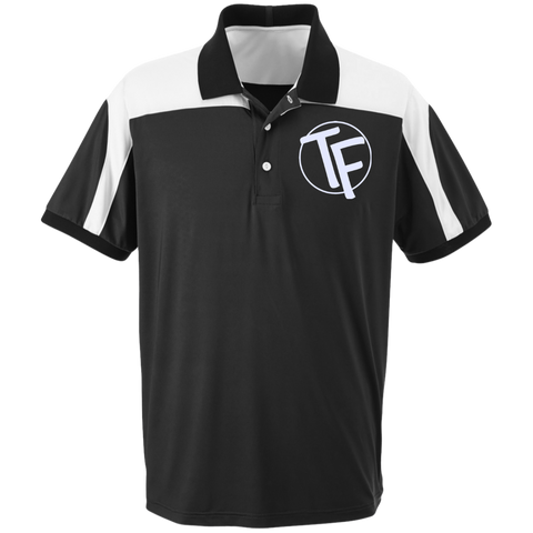 TYFE Men's Colorblock Polo