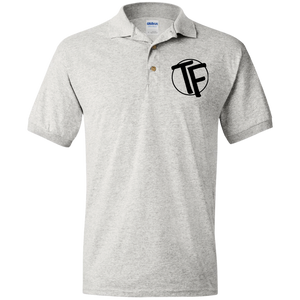 TYFE Men's Jersey Polo Shirt