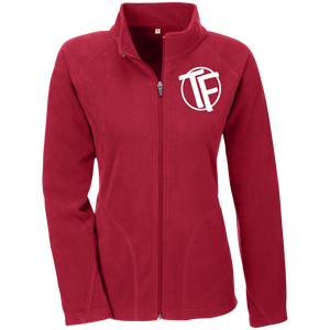 "TYFE Ladies' Microfleece w/White ""TF"" Logo"