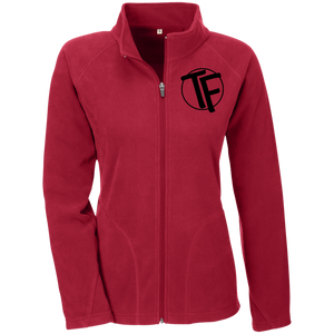 "TYFE Ladies' Microfleece w/Black ""TF"" Logo"