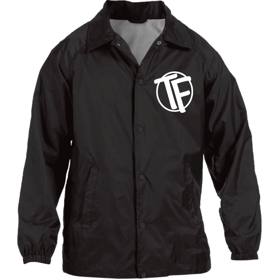 TYFE Men's Nylon Staff Jacket
