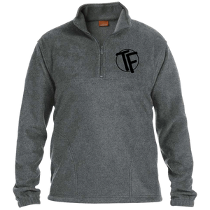 TYFE Men's 1/4 Zip Fleece Pullover