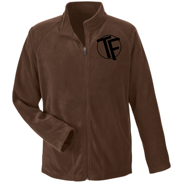 TYFE Men's Embroidered Microfleece Jacket