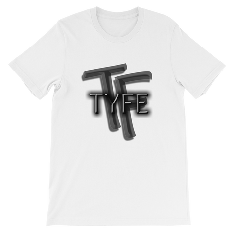 TYFE #0021BL Short-Sleeve Unisex T-Shirt