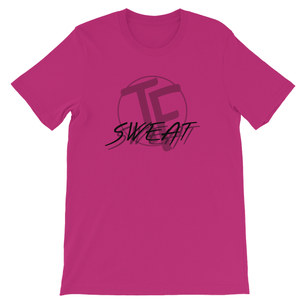 "TYFE ""SWEAT"" Short-Sleeve Unisex T-Shirt"