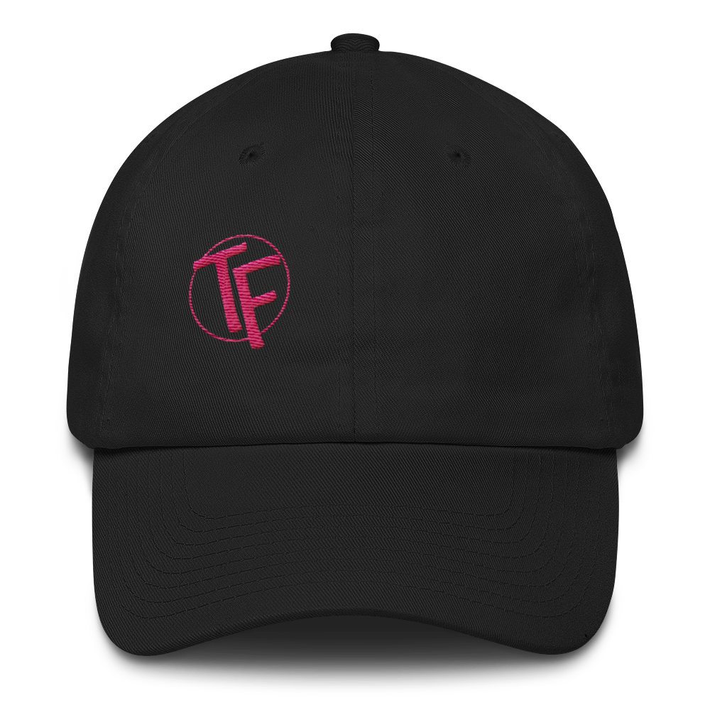 "TYFE Black Series ""PINK"" Cotton Cap"