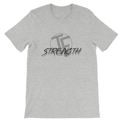 "TYFE ""STRENGHT"" Short-Sleeve Unisex T-Shirt"