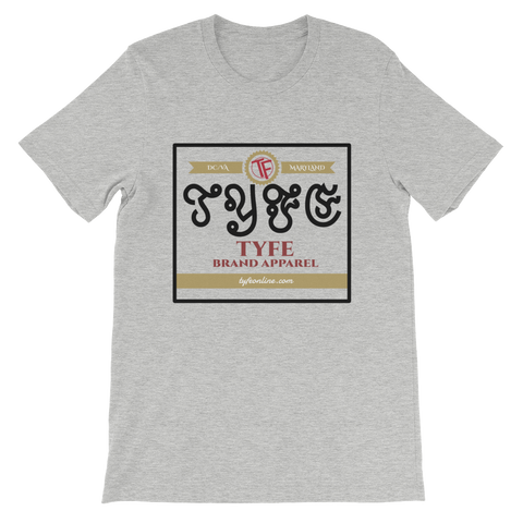 TYFE #0010 Short-Sleeve Unisex T-Shirt