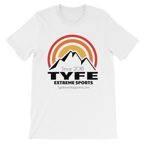 TYFE #0013 Short-Sleeve Unisex T-Shirt