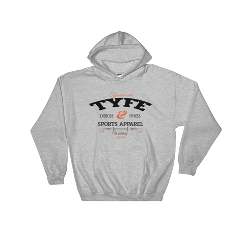 TYFE #0014 Hooded Sweatshirt
