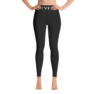 TYFE (Black) Yoga Sport Leggings