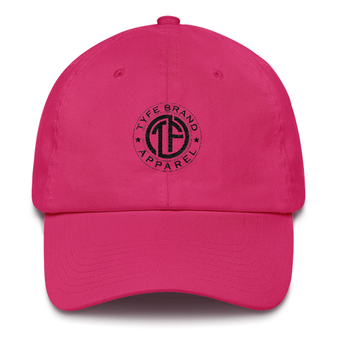 TYFE Pink/Black Cotton Cap