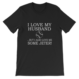 I love My Husband......... T-Shirt
