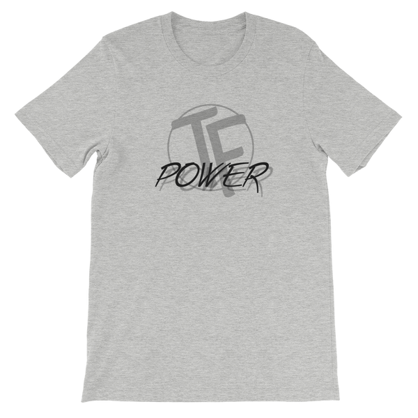 "TYFE ""POWER"" Short-Sleeve Unisex T-Shirt"