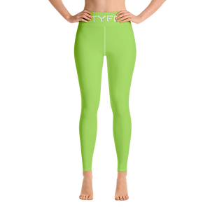 TYFE (Green) Yoga Sport Leggings