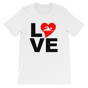 Love Swimming T-Shirt