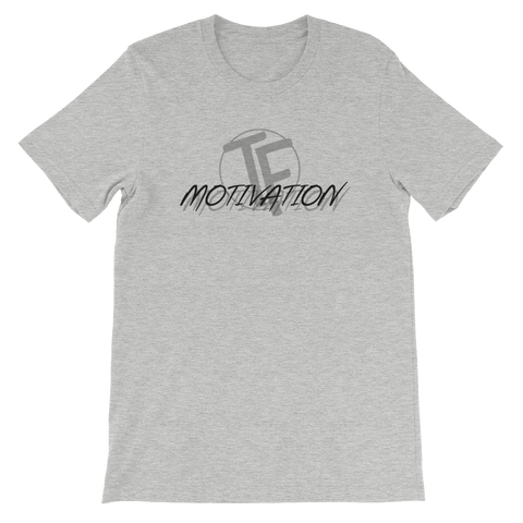 "TYFE ""MOTIVATION"" Short-Sleeve Unisex T-Shirt"