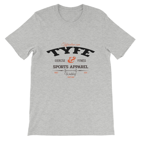 TYFE #0014 Short-Sleeve Unisex T-Shirt