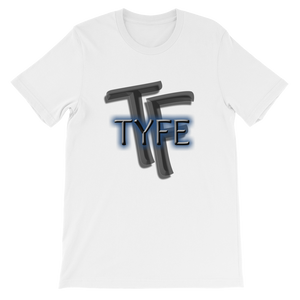 TYFE #0021B Short-Sleeve Unisex T-Shirt