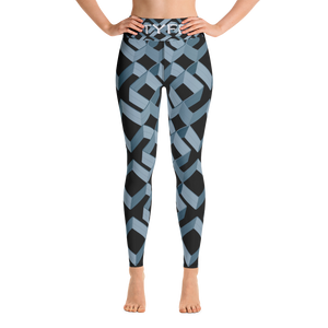 TYFE Black Diamonds Yoga Sport Leggings