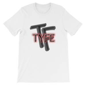 TYFE #0021R Short-Sleeve Unisex T-Shirt