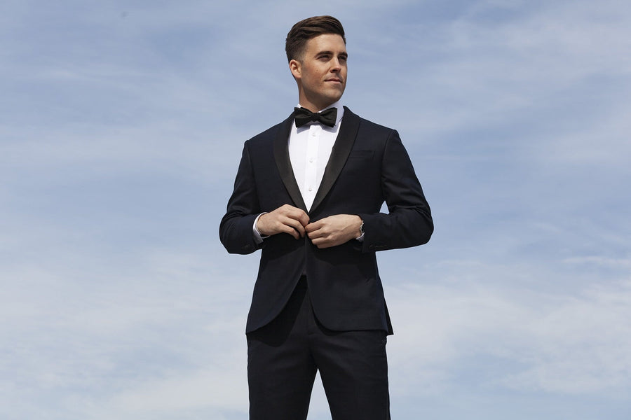 Buying a Custom Tuxedo: Everything You Need to Know