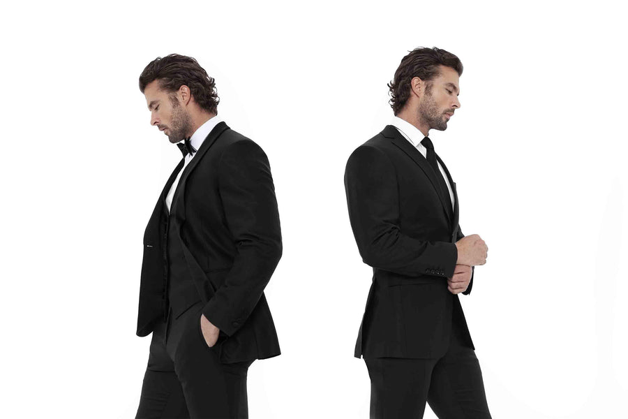 The Suit vs. The Tuxedo: Everything You Need To Know