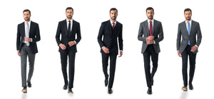 Different Suit Styles And How To Know Which One Will Look Best On You