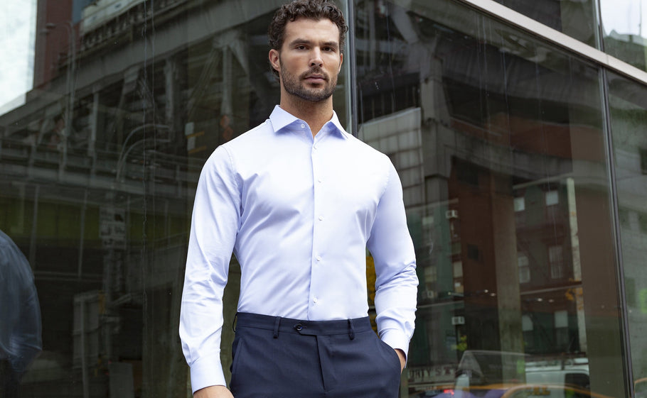 Dress Shirt Styles and How They Pair With Different Suits