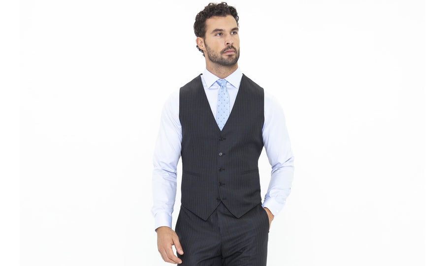 The Best Vests To Go With Your Custom Suits