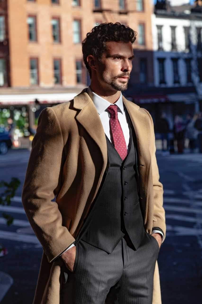 Overcoat - Enzo Custom