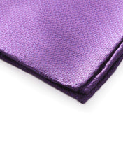 Purple Novelty Pocket Square - Enzo Custom