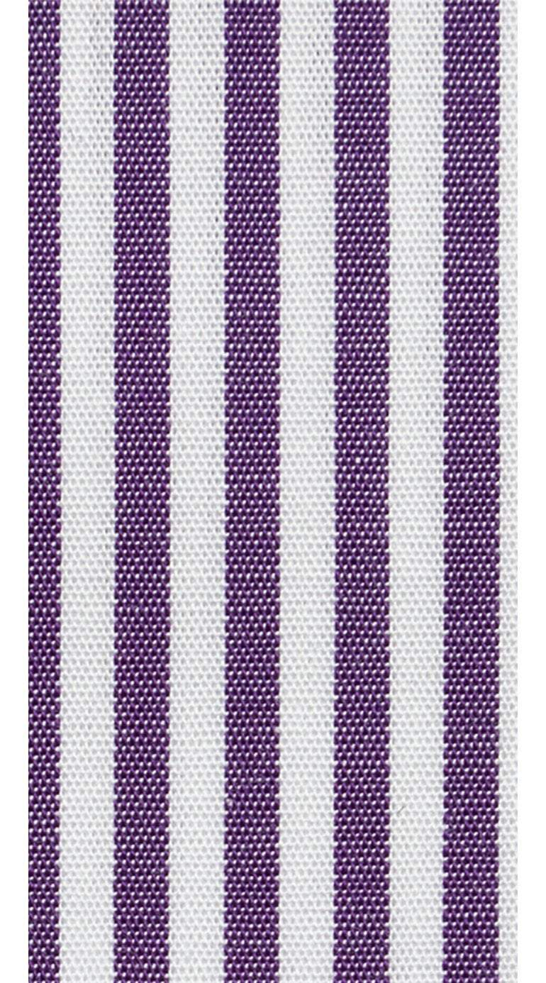 Purple Striped Dress Shirt