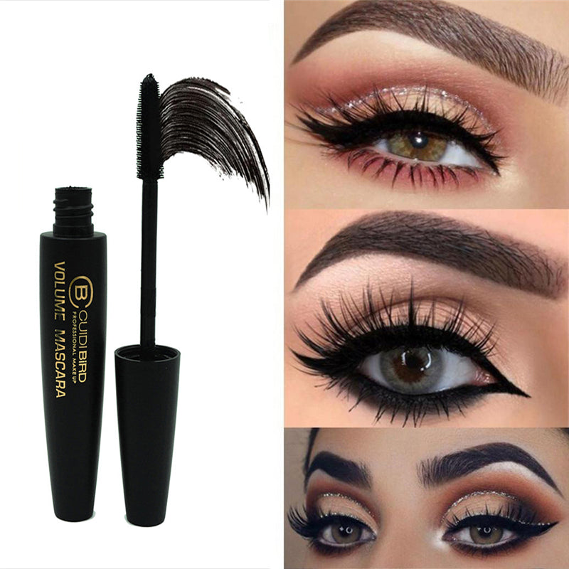 4D Silk Fiber Volume Eyelash Mascara