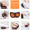 Magic Shiatsu Pillow Massager (Heated for Home and Car use)